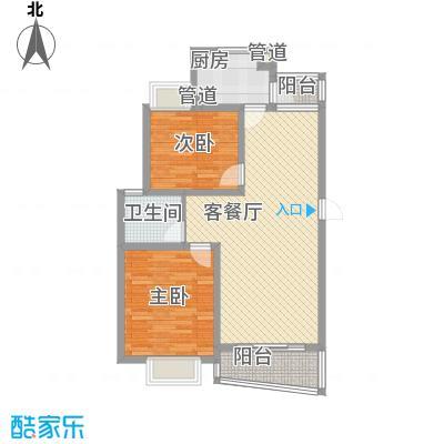 大华阳城四期阳城美景上海大华阳城六期(阳城世家)户型2室2厅1卫1厨