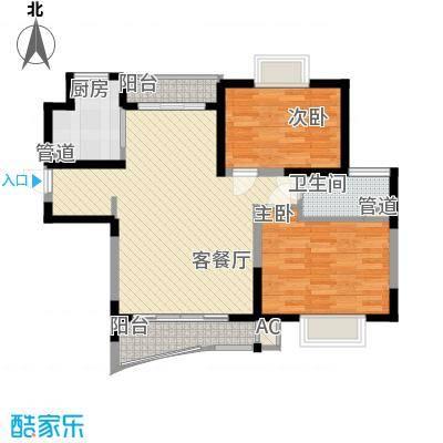 三湘盛世花园101.82㎡三湘盛世花园101.82㎡2室2厅1卫1厨户型2室2厅1卫1厨