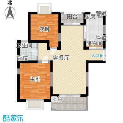 珠江香樟南园二期92.63㎡珠江香樟南园二期92.63㎡3室户型3室