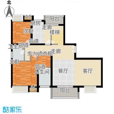 万源城乐斯生活会馆243.00㎡b2y二层户型3室3厅3卫