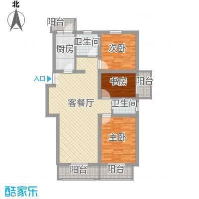 虹光公寓115.12㎡虹光公寓115.12㎡3室2厅2卫1厨户型3室2厅2卫1厨