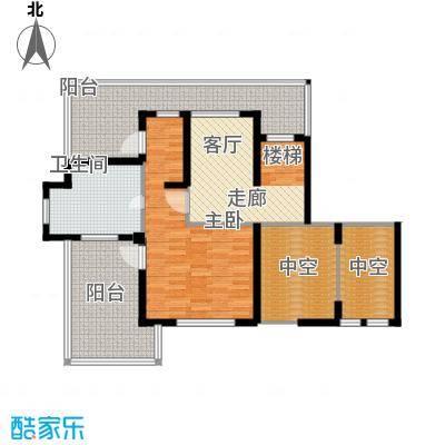 万源城乐斯生活会馆218.00㎡格调四房2层户型4室2厅3卫