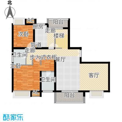 万源城乐斯生活会馆247.00㎡雅致三房1层户型3室3厅3卫1厨