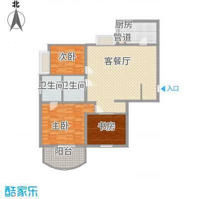 静安国际广场公寓142.24㎡静安国际广场公寓142.24㎡3室2厅2卫1厨户型3室2厅2卫1厨