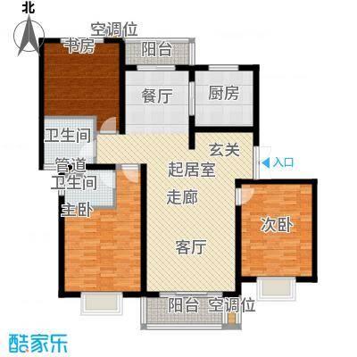 桃浦二村桃浦二村3室2厅2卫1厨户型3室2厅2卫1厨