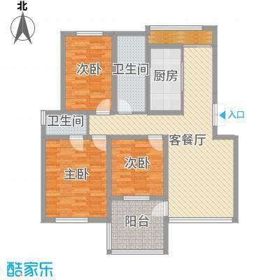 淮北_温哥华城・金水河畔_2016-08-17-1514