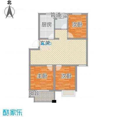 金色假日金色假日户型图1324618399249_0003室2厅1卫1厨户型3室2厅1卫1厨