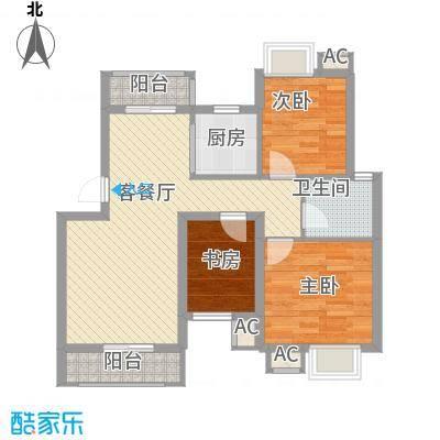 周庄CBH286.00㎡周庄CBH4室户型4室
