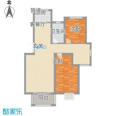 富馨花园110.00㎡富馨花园户型图F33室2厅1卫户型3室2厅1卫