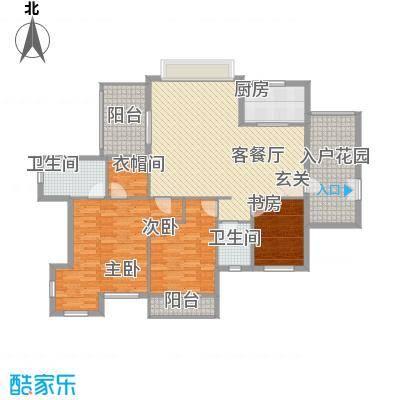 洪客隆地中海阳光153.74㎡EA3偶数层三房两厅两卫153.74㎡户型3室2厅2卫1厨
