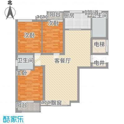 万科外国语学校宿舍133.00㎡万科外国语学校宿舍3室户型3室