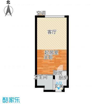 金科帕提欧97.00㎡金科帕提欧97.00㎡4室户型4室