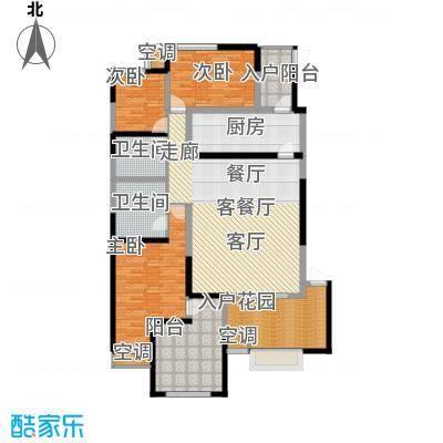 金科帕提欧140.00㎡金科帕提欧140.00㎡3室户型3室