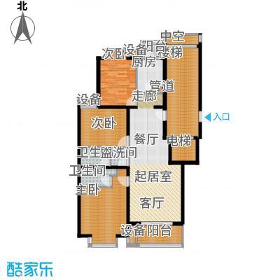 流星花园一区流星花园一区户型图户型图3室2厅2卫1厨户型3室2厅2卫1厨