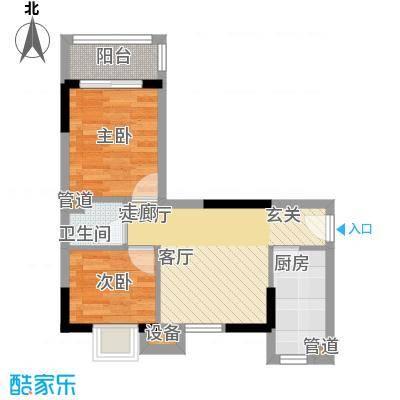 翰林苑小区翰林苑小区户型图082c659ce0d47c573a30b4441923e5292室2厅1卫1厨户型2室2厅1卫1厨