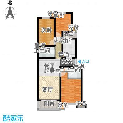 流星花园一区流星花园一区户型图户型图3室1厅2卫1厨户型3室1厅2卫1厨
