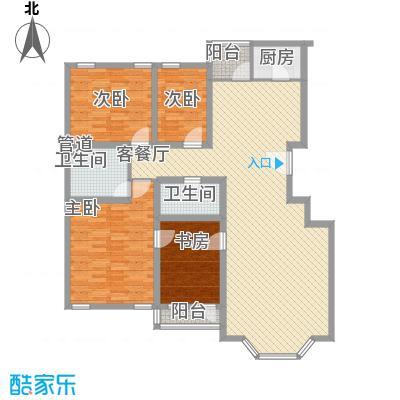 四季香山别墅149.35㎡四季香山别墅户型图户型图4室2厅2卫1厨户型4室2厅2卫1厨