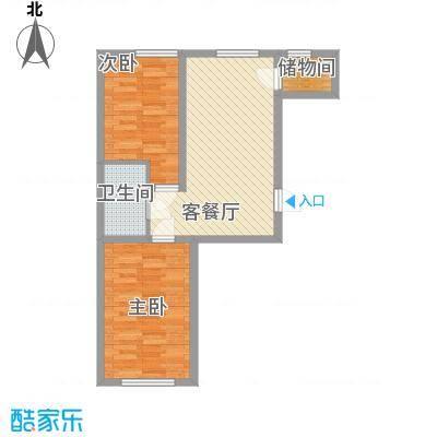 高新花园72.00㎡高新花园72.00㎡10室户型10室