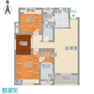 朗诗未来树118.00㎡朗诗未来树户型图A1户型3室2厅2卫1厨户型3室2厅2卫1厨