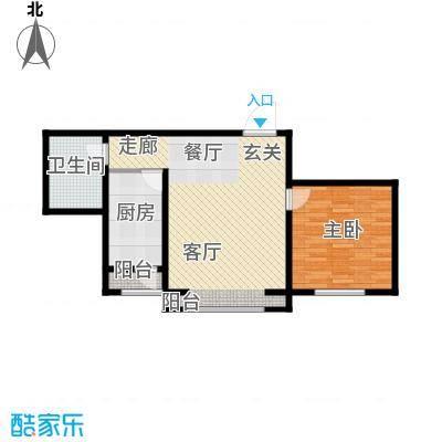 福顺江山66.89㎡福顺江山66.89㎡10室户型10室