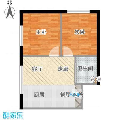 青岛街青岛街10室户型10室