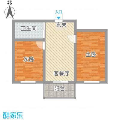 金丰紫馨花园58.00㎡10室