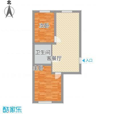 高新花园70.00㎡高新花园70.00㎡10室户型10室