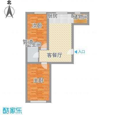 江机住宅楼61.00㎡江机住宅楼61.00㎡10室户型10室