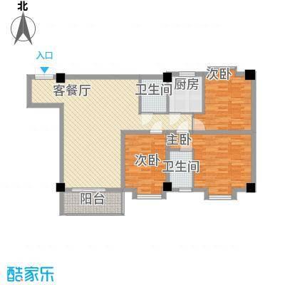 梧桐世家119.28㎡梧桐世家户型图户型图3室2厅2卫1厨户型3室2厅2卫1厨