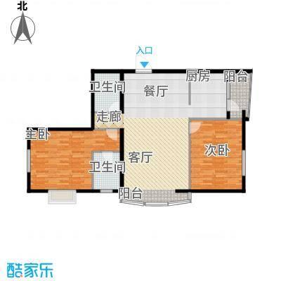 福顺江山104.23㎡福顺江山104.23㎡10室户型10室