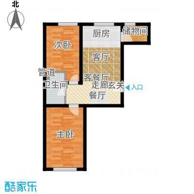 鸿博嘉园鸿博嘉园10室户型10室
