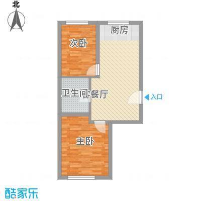 江机住宅楼75.00㎡江机住宅楼75.00㎡10室户型10室