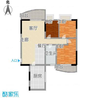 三十所宿舍108.00㎡三十所宿舍户型图户型图3室2厅2卫1厨户型3室2厅2卫1厨