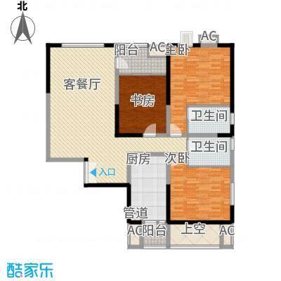 金控时代广场141.32㎡金控时代广场141.32㎡10室户型10室