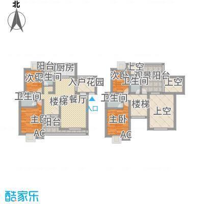 丹桂苑175.00㎡丹桂苑户型10室