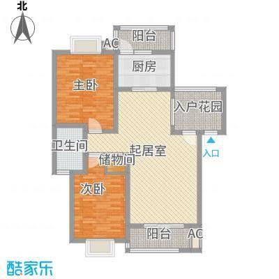 丹桂苑102.51㎡丹桂苑户型10室