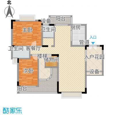 天府长城(高新)172.57㎡4室2厅2卫1厨