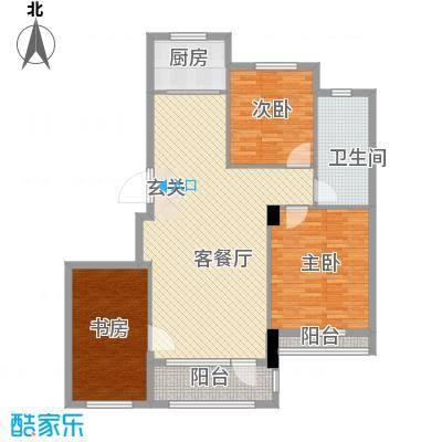神仙树3号院134.00㎡10室