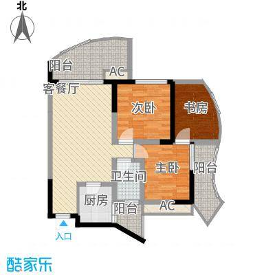远大都市风景四期102.00㎡远大都市风景四期户型图户型图2室2厅1卫1厨户型2室2厅1卫1厨