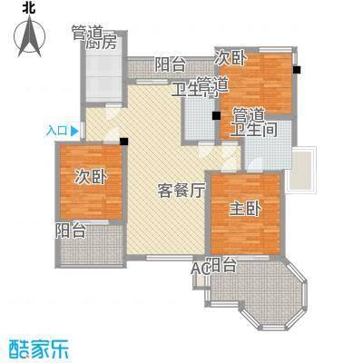 惠南一方新城135.00㎡惠南一方新城户型图户型图3室2厅2卫1厨户型3室2厅2卫1厨