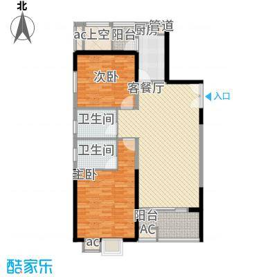 金控时代广场107.14㎡金控时代广场107.14㎡10室户型10室