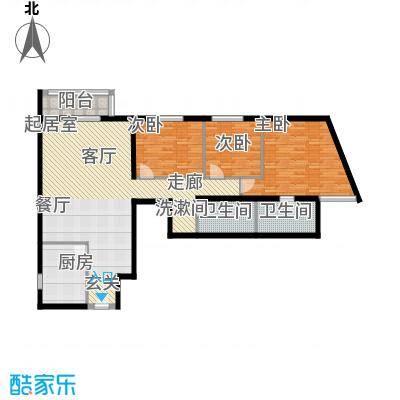 电子城小区118.20㎡电子城小区户型图户型图3室1厅2卫1厨户型3室1厅2卫1厨