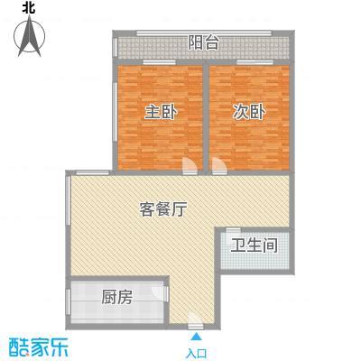 蓝筹名座181.00㎡户型3室2厅2卫1厨