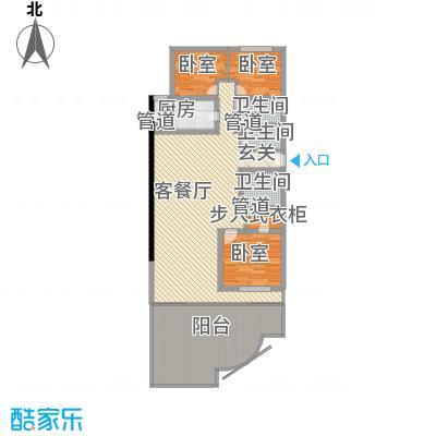 富成花园公寓159.61㎡富成花园公寓159.61㎡3室2厅2卫1厨户型3室2厅2卫1厨