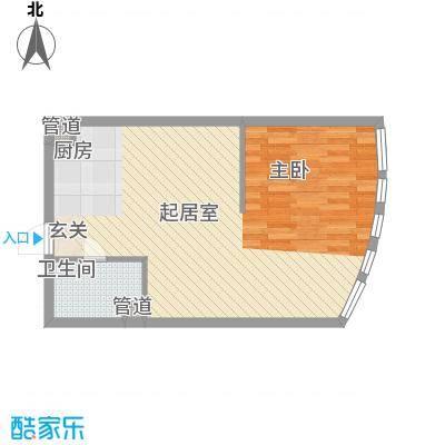 阳光金峰阁72.58㎡阳光金峰阁户型图户型图2室2室1厅1卫1厨户型2室1厅1卫1厨
