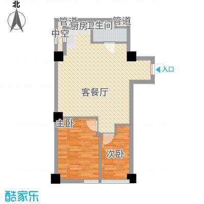 阳光金峰阁92.26㎡阳光金峰阁户型图户型图2室2室2厅1卫1厨户型2室2厅1卫1厨