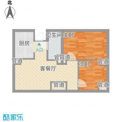 阳光金峰阁80.04㎡阳光金峰阁户型图户型图2室2室2厅1卫1厨户型2室2厅1卫1厨