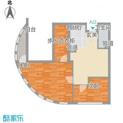 阳光金峰阁105.80㎡阳光金峰阁户型图户型图3室3室2厅1卫1厨户型3室2厅1卫1厨