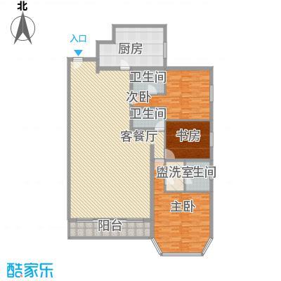 汇欣公寓222.93㎡3室2厅3卫1厨