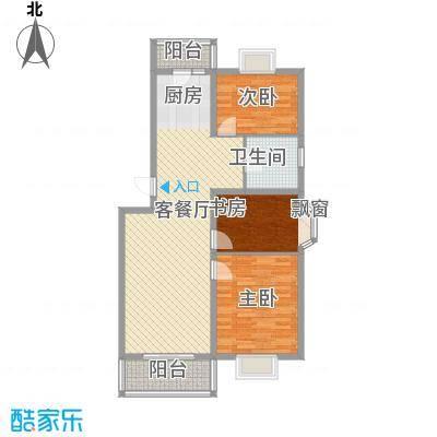 水榭华庭88.37㎡水榭华庭户型图户型图3室3室2厅1卫户型3室2厅1卫